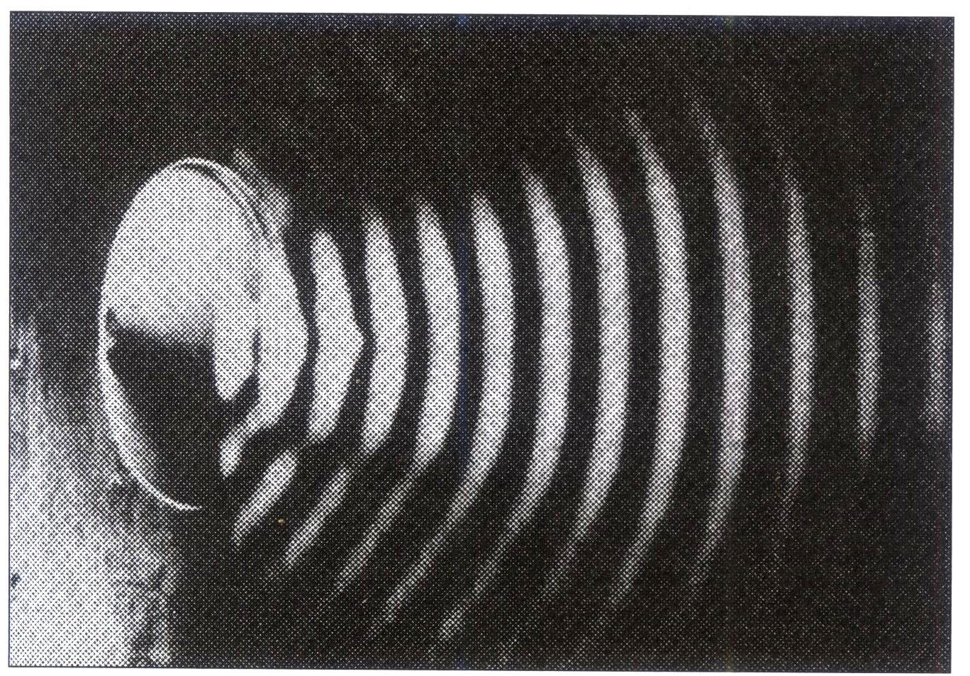 Đây là một thời gian tiếp xúc thực của một phần sóng âm thanh được phát ra từ loa
