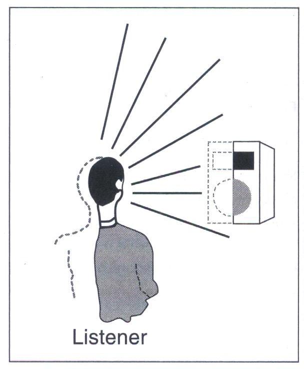 Hướng trong cảm nhận âm thanh