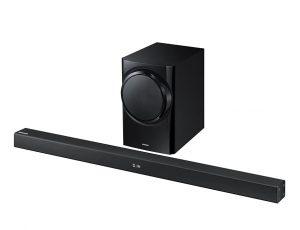 Loa Samsung K350 – Soundbar 2.1 công suất 150W mạnh mẽ