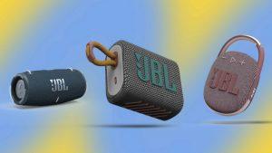 5 mẫu loa di động JBL mới ra mắt 2020