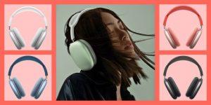 Tai nghe AirPods Max của Apple có giá 13,99 triệu