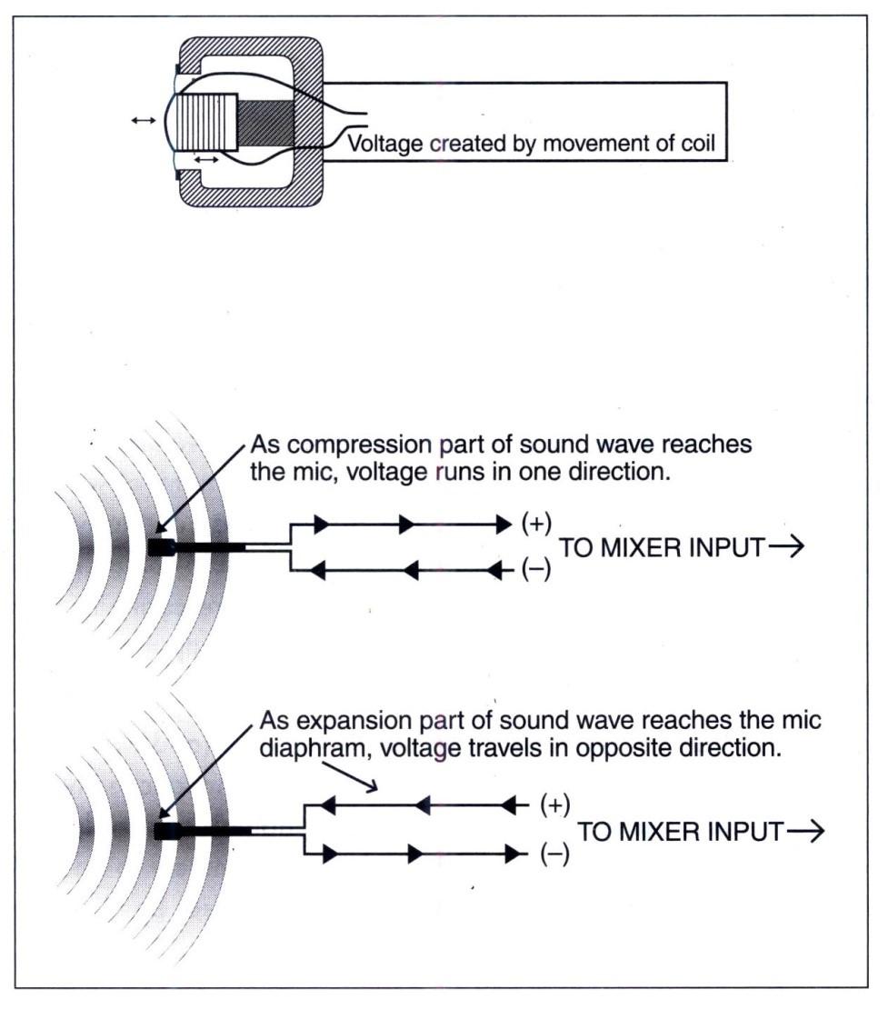 tìm hiểu micro micro dien dong (dynamic microphone)