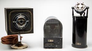 Lịch sử micro tụ điện (micro điện dung – condenser microphone)