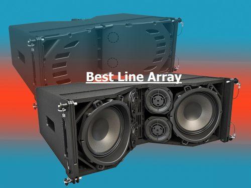 Loa line array tốt nhất