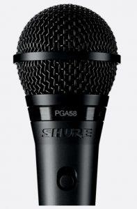 Micro Shure PGA-58