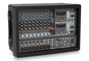 Bàn trộn mixer Behringer Europower PMP1680S liền công suất