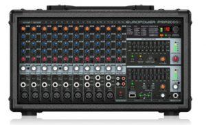 Mixer Behringer Europower PMP2000D