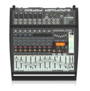 Mixer Behringer Europower PMP500